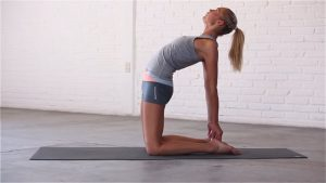 Deeper Backbends is an intense spinal extension sequence.