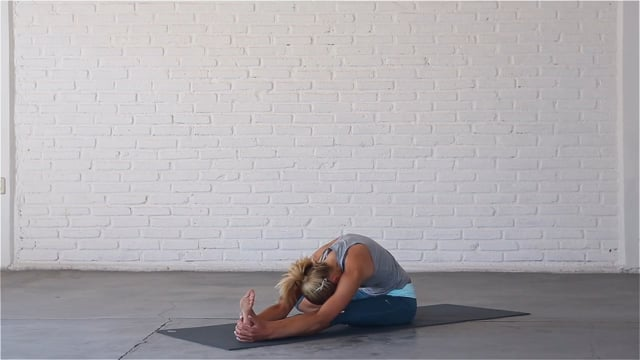 Easy Stretch is a slow and gentle sequence.