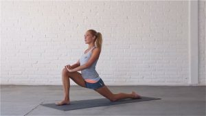 Hip Openers 1 is one of the most popular vids in the Yoga 15 series.