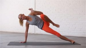 Strong And Supple is an advanced balance sequence.