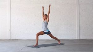 True Your Wheels is a classic vinyasa sequence.