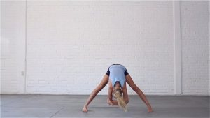 Wide-Legged Forward Bend