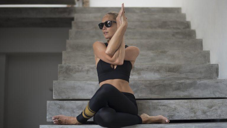 Cow Face—Yoga For Flexibility