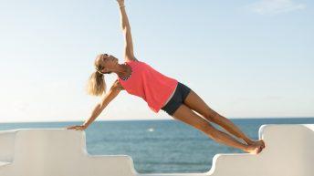 Yoga For Balance—Side Plank