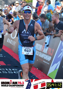 Doug Johanson—Ironman Calgary, 2015.