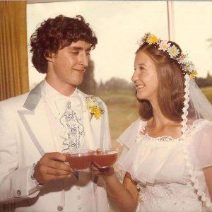 John Baima And His Wife