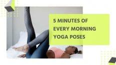 Morning Yoga Poses